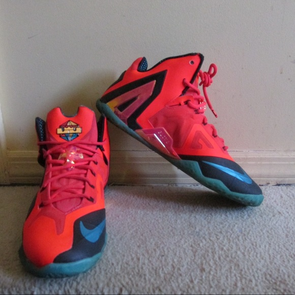 new style 20aa1 34f55 Nike Shoes | Lebron Xi Elite Hero Edition Size 105 | Poshmark